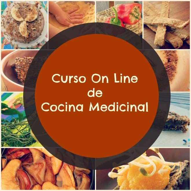 Curso on line de Cocina Medicinal