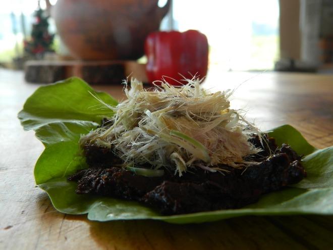 Raw food con malezas comestibles